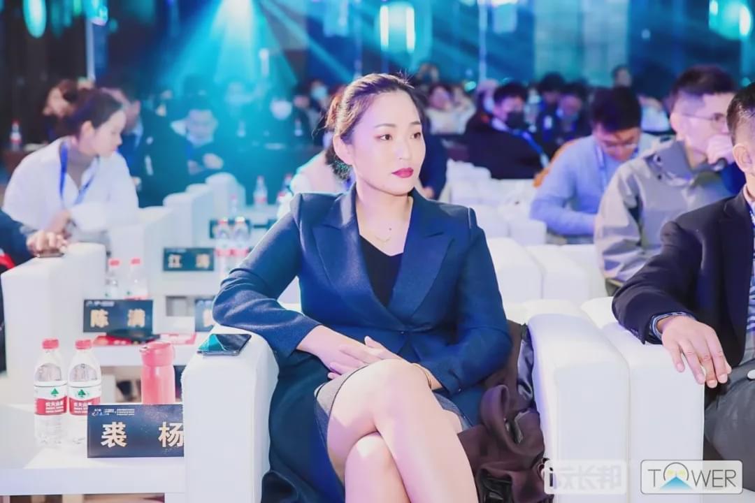 校长邦2020TOWER教育创新大会 贝尔科教联合创始人裘杨发布精彩分享